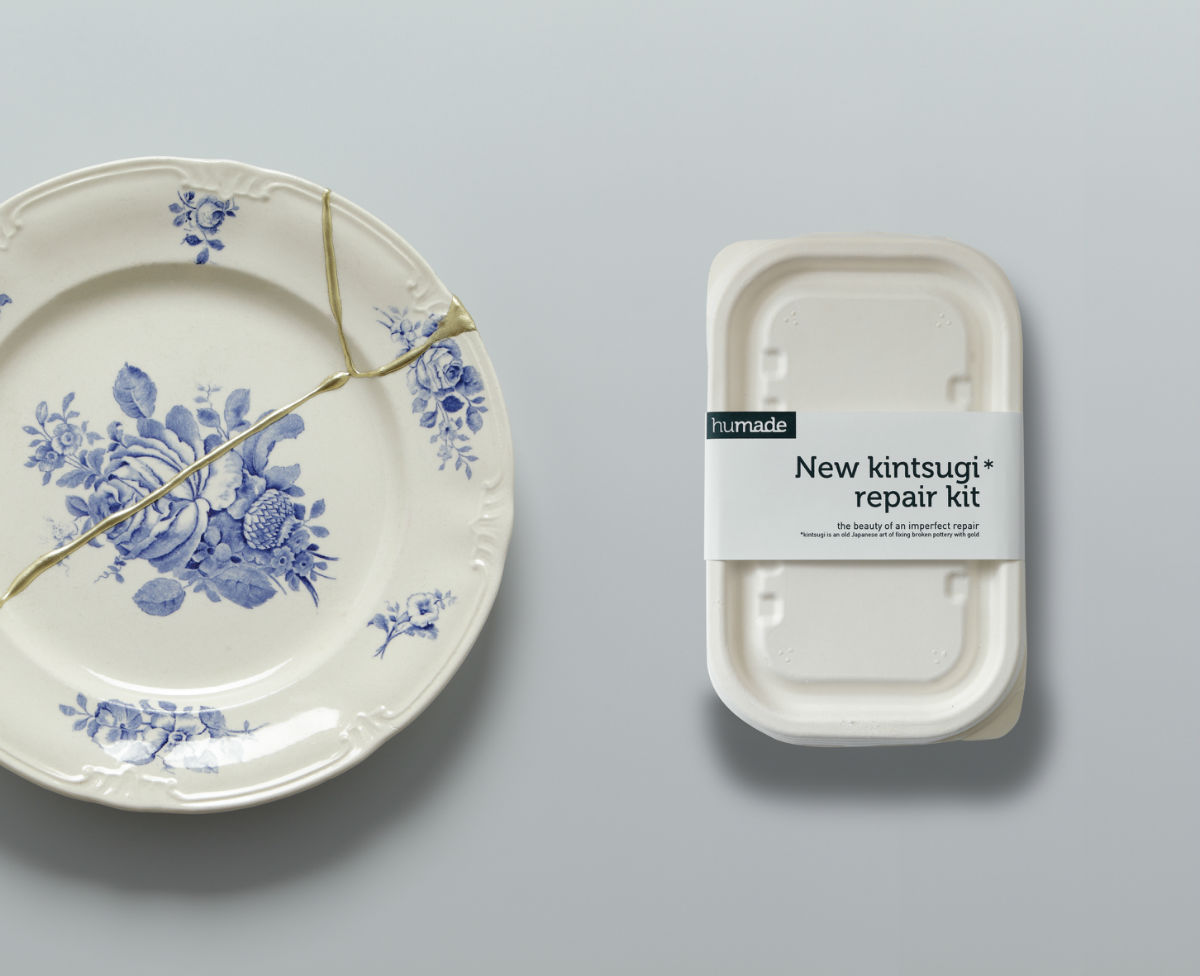 New Kintsugi* - *kintsugi is an old Japanese art of fixing broken pottery with gold  New kintsugi is a new way ...